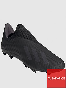 adidas-x-laceless-193-firm-ground-football-boots-black