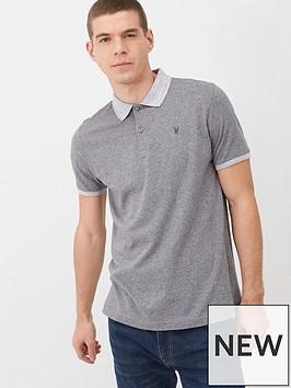 v-by-very-marl-collar-jersey-polo-shirt-grey