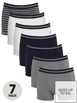 very-man-7-pack-trunks-multi-coloured