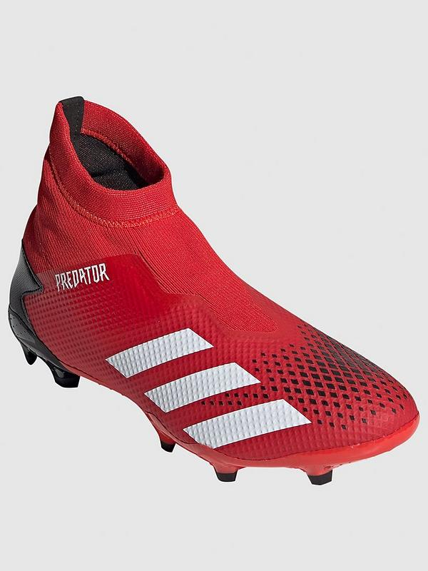 Adidas Predator football boots in