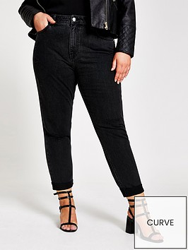 ri-plus-ri-plus-distressed-mom-jean--washed-black