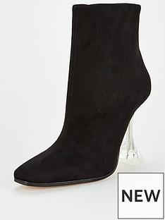 public-desire-courtney-sock-boots-black
