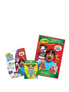 crayola-ryans-world-crayola-bundle