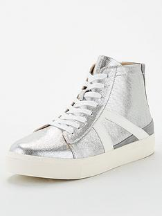 v-by-very-amy-hi-top-sneaker-silver