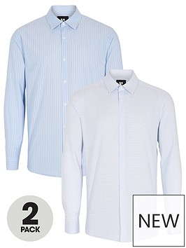 v-by-very-2-pack-work-shirts