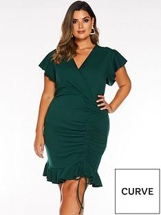 quiz-curve-quiz-curve-marcella-ruched-side-midi-dress