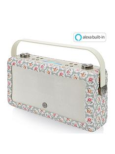 vq-cath-kidston-voice-by-vq-portable-smart-speaker-with-amazon-alexa-built-in-provence-rose
