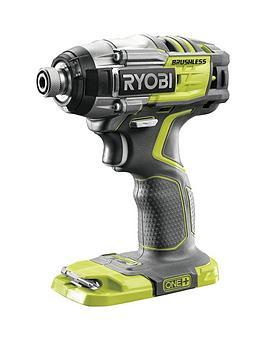 ryobi-ryobi-r18idbl-0-18v-one-cordless-4-mode-brushless-impact-driver-bare-tool