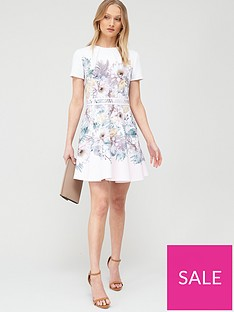 ted-baker-haylinn-woodland-jersey-skater-dress-pale-pink