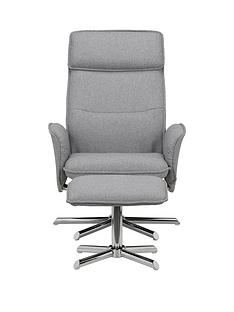 julian-bowen-aria-fabric-recliner-chair-and-stool