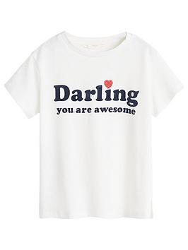 mango-girls-short-sleeve-slogan-t-shirt-white