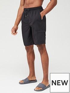 v-by-very-basic-longer-length-swimshorts-black