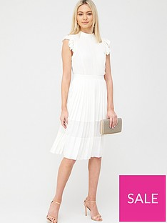 ted-baker-averele-ruffle-bodice-pleated-midi-dress-ivory