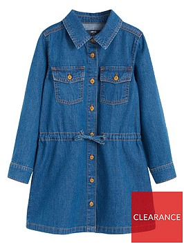 mango-girls-denim-shirt-dress-mid-wash