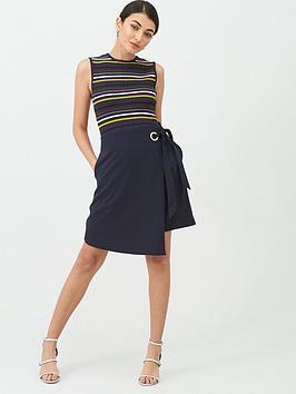ted-baker-anjelix-stripe-knitted-dress-dark-blue