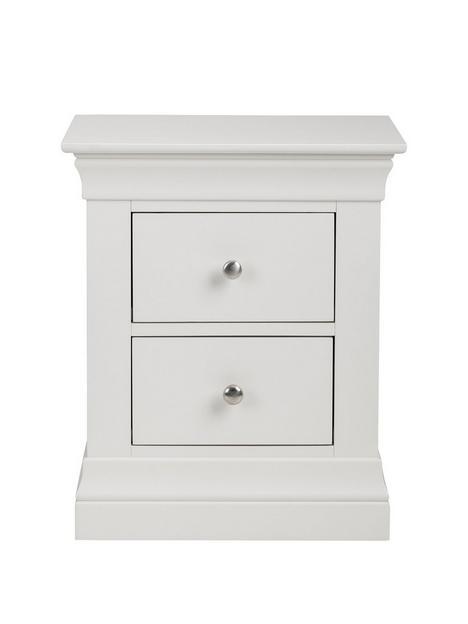 julian-bowen-clermont-2-drawer-bedside-chest