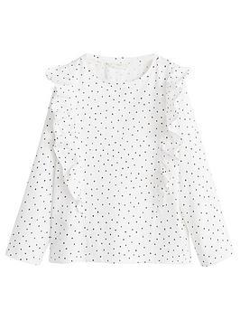 mango-girls-long-sleeve-ruffle-spot-t-shirt-white