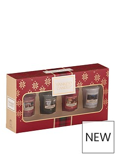 yankee-candle-4-votive-candle-christmas-gift-set
