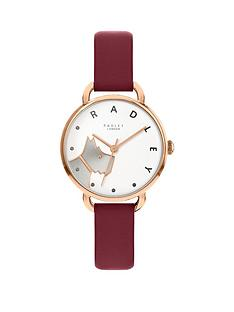 radley-radley-silver-and-rose-gold-detail-dial-pink-leather-strap-ladies-watch