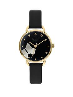 radley-radley-black-and-gold-detail-dial-black-leather-strap-ladies-watch
