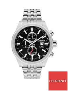 citizen-citizen-black-and-silver-detail-chronograph-dial-stainless-steel-bracelet-mens-watch