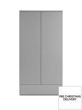 julian-bowen-riviera-2-door-1-drawer-wardrobe