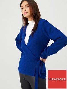 v-by-very-knit-wrap-cardigan-cobalt-blue