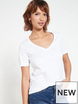v-by-very-the-essential-v-neck-t-shirt-white