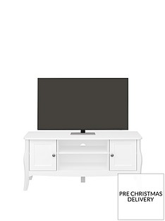 Baroque TV Unit - fits up to 50 inch TV