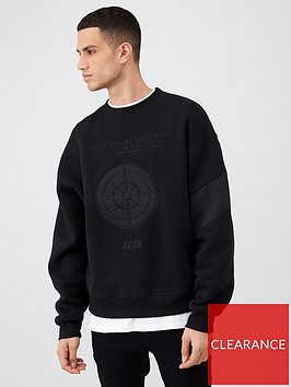 river-island-crew-neck-sweat-top