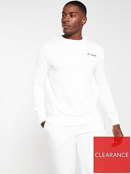 river-island-white-r96-slim-fit-sweatshirt
