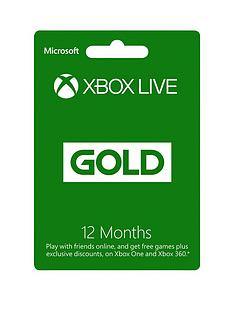 xbox-one-12-monthnbspxbox-live-gold-membership