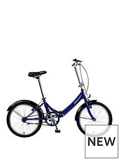 Falcon Falcon Stratus 20 Inch Single Speed Folding Bike