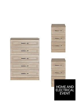 swift-winchester-ready-assembled-3-piece-package-5-drawer-chest-and-2-bedside-chests