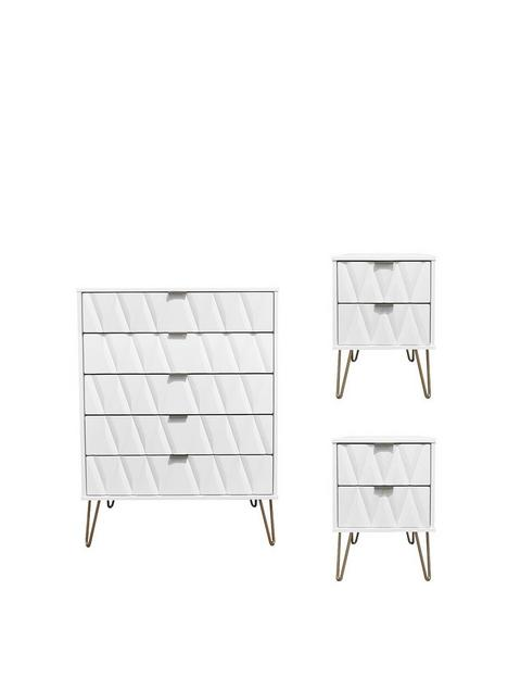swift-versailles-ready-assembled-3-piece-package-5-drawer-chest-and-2-bedside-chests