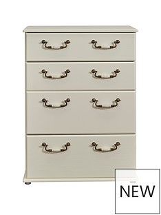 SWIFT Broadway 4 Drawer Deep Chest