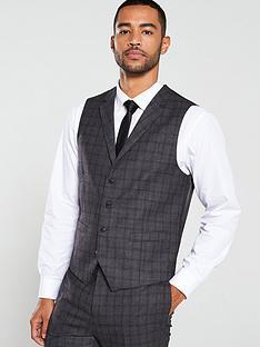 skopes-agden-suit-waistcoat-grey