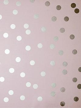 arthouse-metallic-dotty-wallpaper-ndash-blush-pink