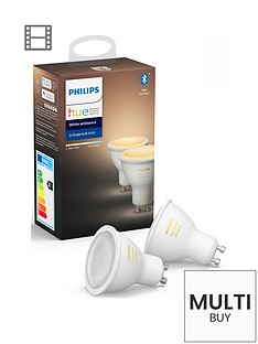 philips-hue-bt-white-ambiance-gu10-with-optional-extra-bulb