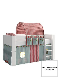 steens-for-kids-mid-sleeper-bed-with-circus-tent-tunnel-and-organiser