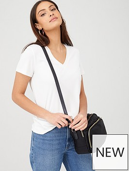 v-by-very-v-neck-short-sleeve-modal-t-shirt-white