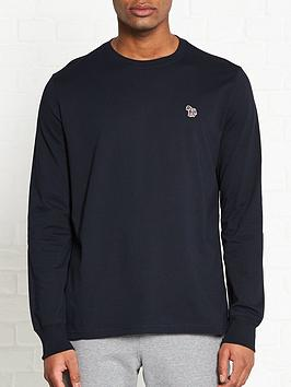 ps-paul-smith-zebra-logo-long-sleeve-t-shirt-navy