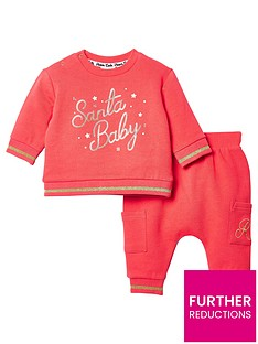 river-island-baby-santa-baby-sweat-set-red