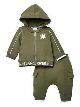 river-island-baby-baby-boys-hooded-jog-set-khaki