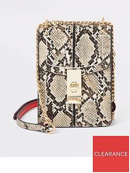 river-island-river-island-snake-print-mini-cross-body-bag