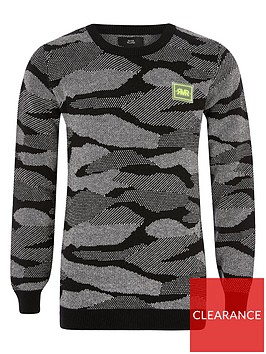 river-island-boys-camo-print-ri-jumper-black