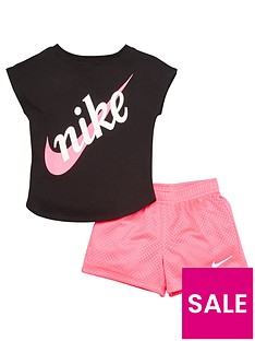 nike-sportswear-younger-girls-script-futura-shorts-set-pink
