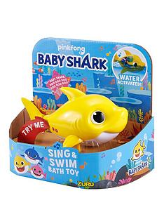 baby-shark-swim-sing-bath-toy