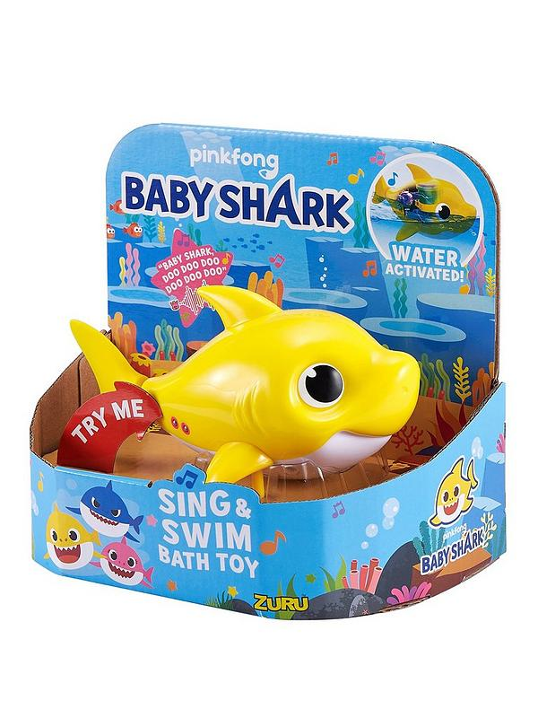 PINKFONG BABY SHARK PUZZLE MUSICAL SINGING JIGSAW LEARNING TOY INTERACTIVE FUN
