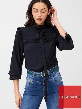 v-by-very-victoriana-blouse-black
